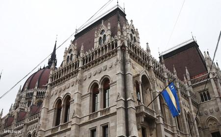 Steag-secuiesc-la-Budapesta