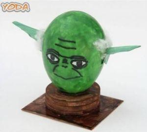 Ou verde Yoda